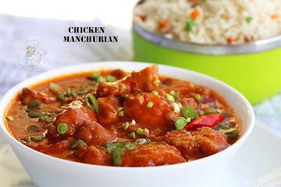 Chicken manchurian recipe restaurant style chinese dish