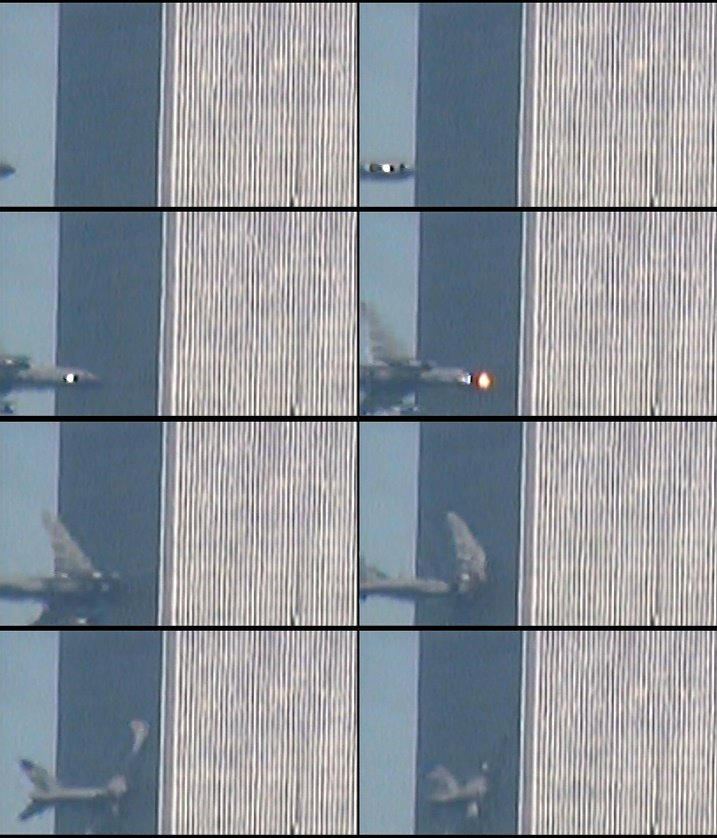 After both of the Twin Towers had already been hit  The 911 attacks had immediate effects on the American people