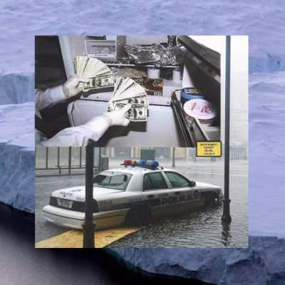 SuicideBoys - Kill Yourself, Pt. XII: The Dark Glacier Saga (EP) - Album Download, Itunes Cover, Official Cover, Album CD Cover Art, Tracklist