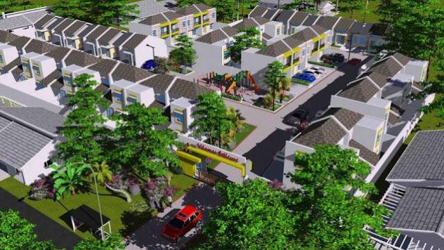 Jual Rumah Murah Pamulang 1 www.rumah-hook.com