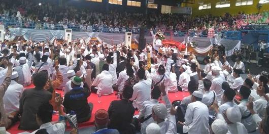 313 Tokoh Muslim Bogor, Depok, Bekasi Deklarasi Dukung Jokowi