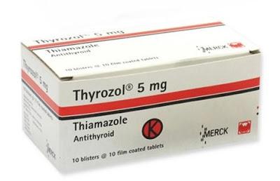 Harga Thyrozol Obat Hipertiroid Terbaru 2017