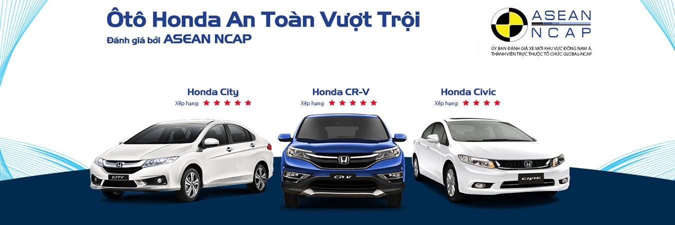 Honda oto Hai Phong