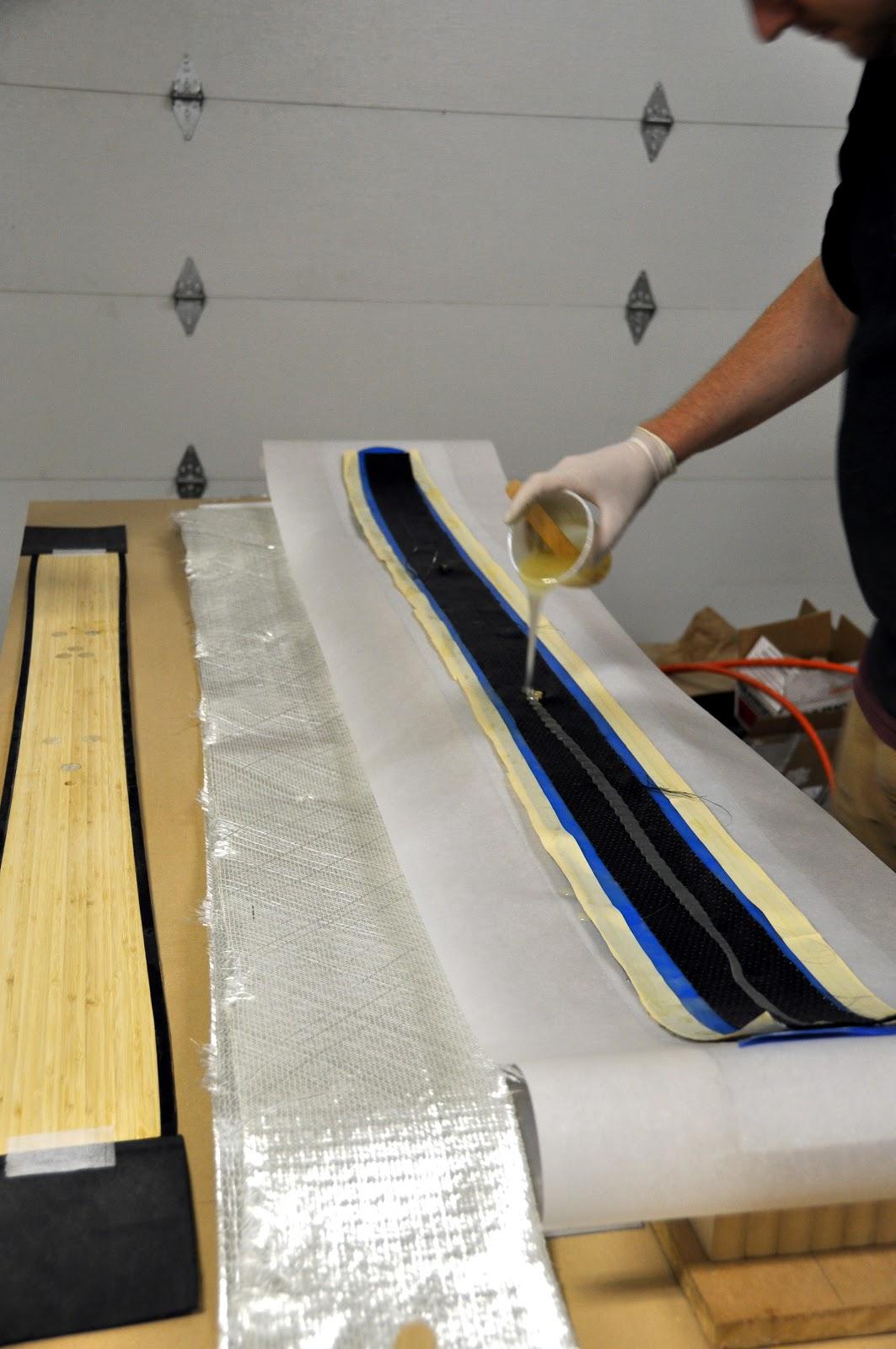 Experiment Powder Skis Materials And Processes Uw