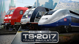 TRAIN SIMULATOR 2017 free download pc game full version