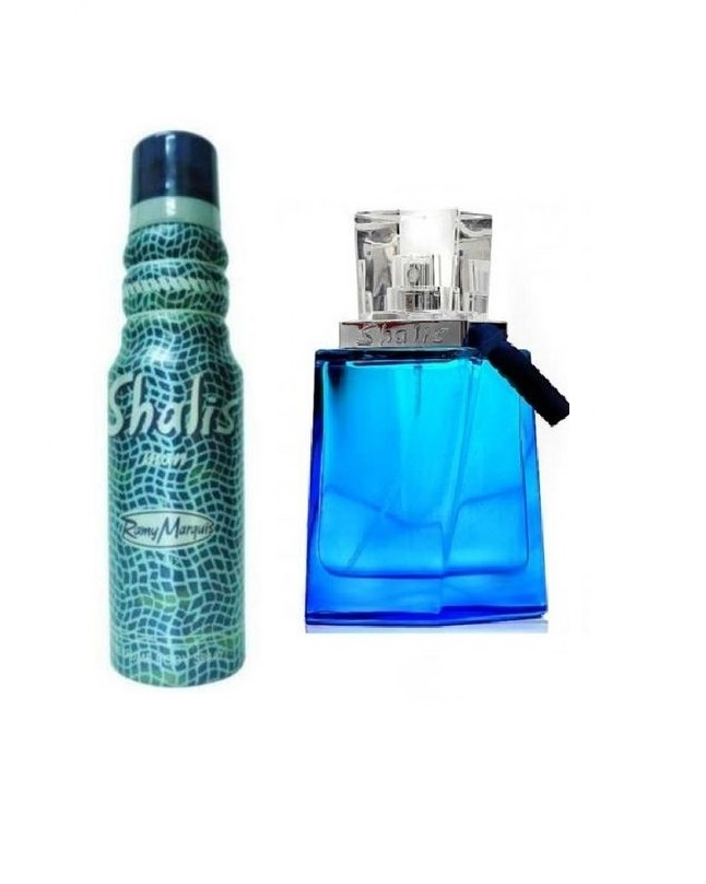 Pack Of 2 - Shalis Men Perfume And Body Spray 275 ml