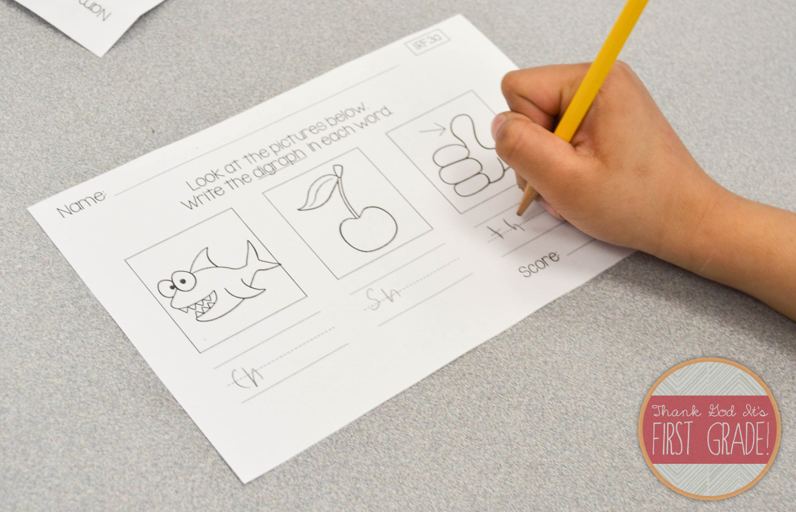 Common Core Formative Assessments For First Grade Math