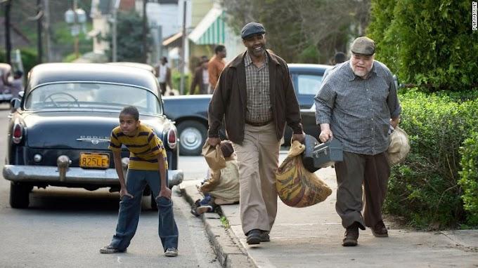 Viola Davis and Denzel Washington shine in stirring 'Fences' trailer
