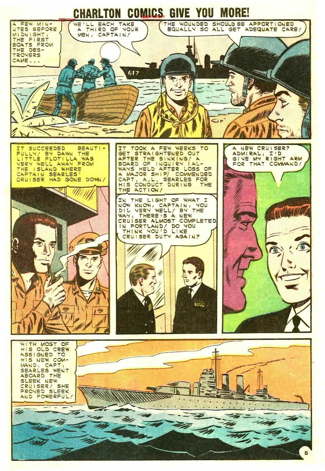 Read online Fightin' Navy comic -  Issue #119 - 29