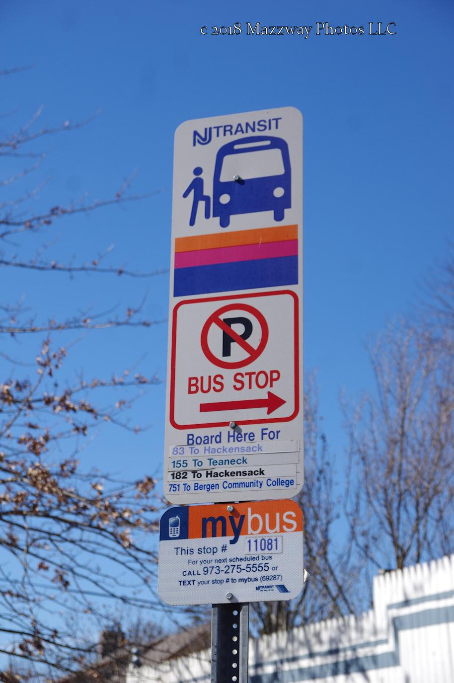 Bogota Blog NJ: NJ Jersey transit Buses