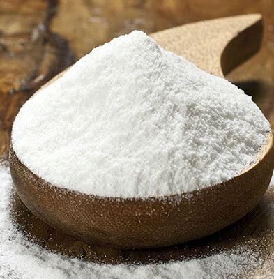 bột gạo nếp làm trắng da