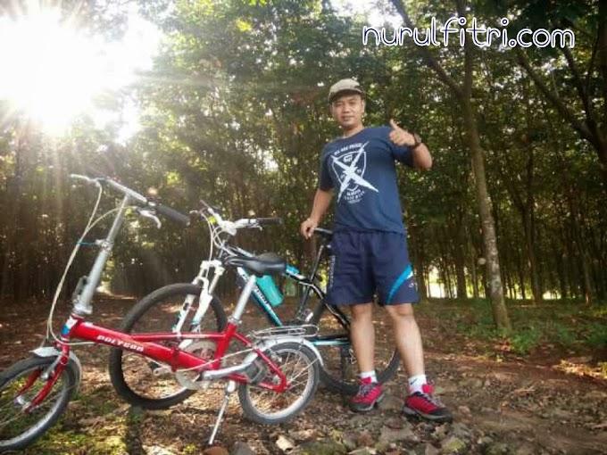 Bersepeda Untuk Menjadi Sahabat Alam