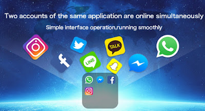 Multi Apps – Multiple Accounts simultaneously Apk for Android