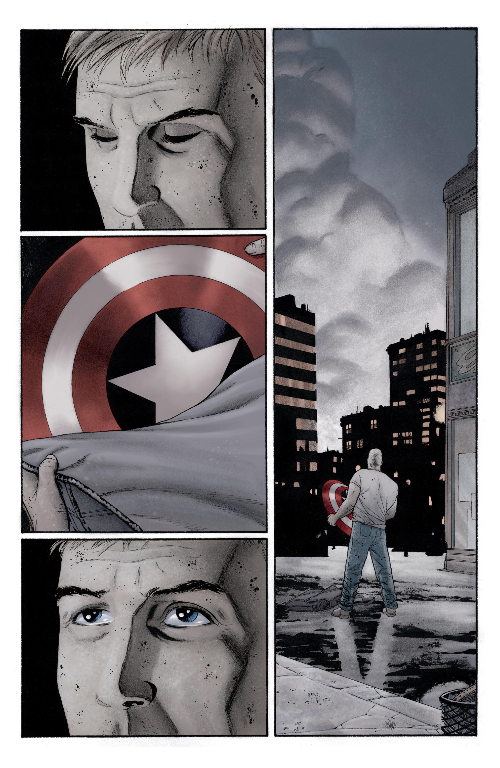 Captain America (2002) Issue #1 #2 - English 17