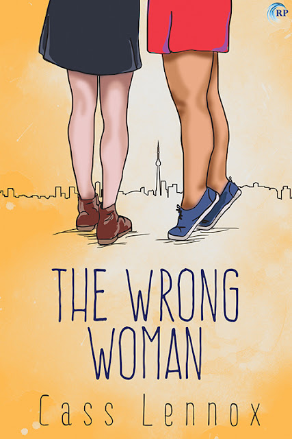 Spotlight & Giveaway - The Wrong Woman by Cass Lennox
