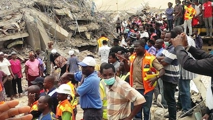 We can't find approved building plan for collapsed Synagogue church – Witness