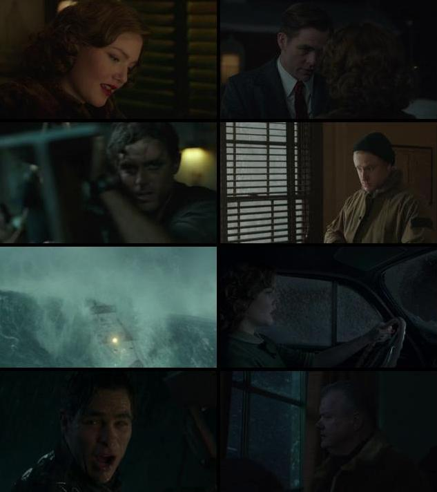 The Finest Hours 2016 English 720p BRRip
