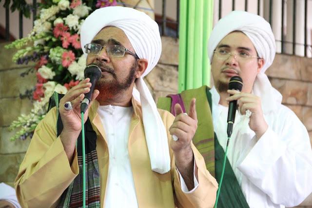 Habib Umar bin Hafidz: Cacian apa yang Pernah Keluar dari Lidah Rasulullah?
