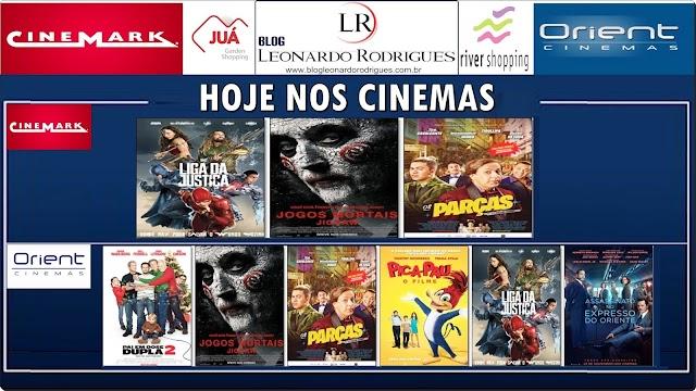 FILMES DA SEMANA - 30/11 A 06/12