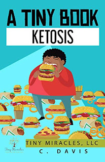 A Tiny Book: Ketosis by C. Davis