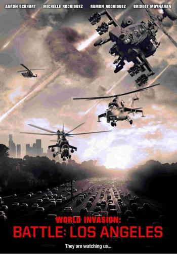 Battle Los Angeles DVDRip Español Latino