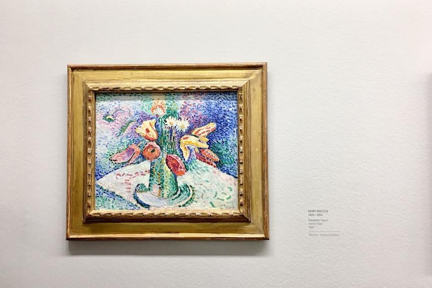 Henri Matisse: Papageien-Tulpen, 1905