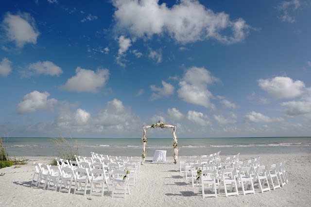 casa ybel wedding ceremony on the beach