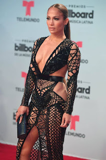 Latino singer and actress Jennifer Lopez
