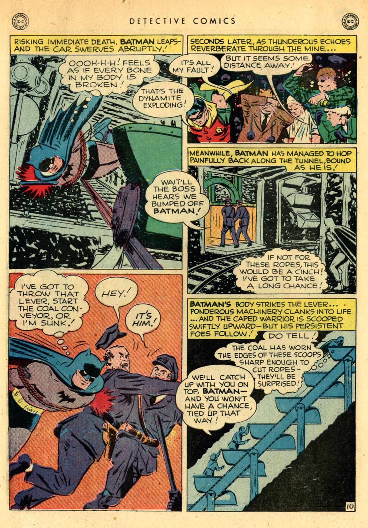 Read online Detective Comics (1937) comic -  Issue #111 - 12