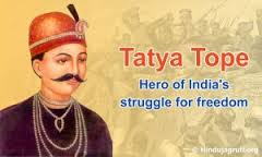Commemoration of Tatya Tope's 200th birth anniversary