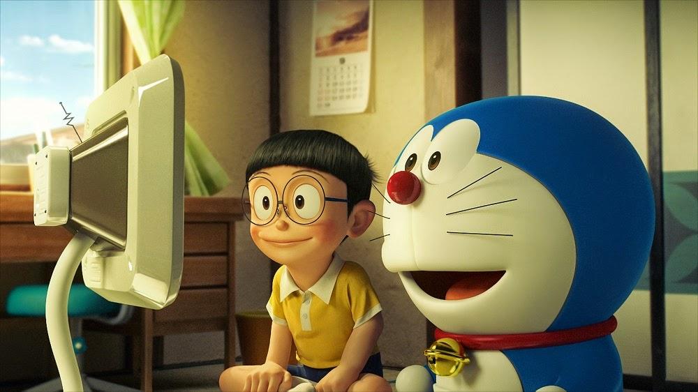 Movie Review Stand By Me Doraemon 3d 2014 Colourlessopinions Com