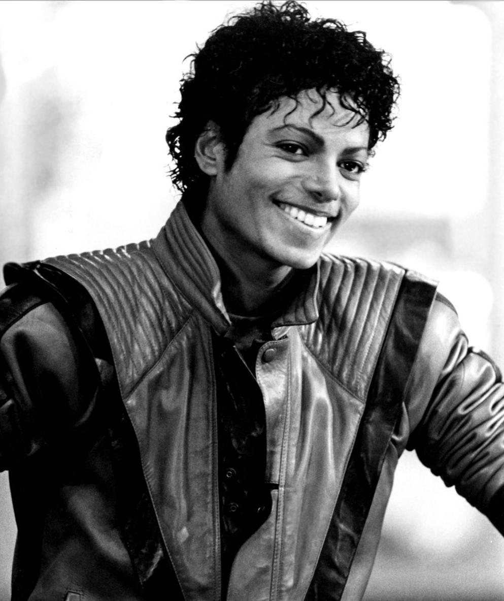 Michael Jackson Größe