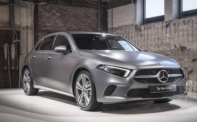 Mercedes-Benz Classe A: motor turbo da Renault e suspensão por eixo de torção
