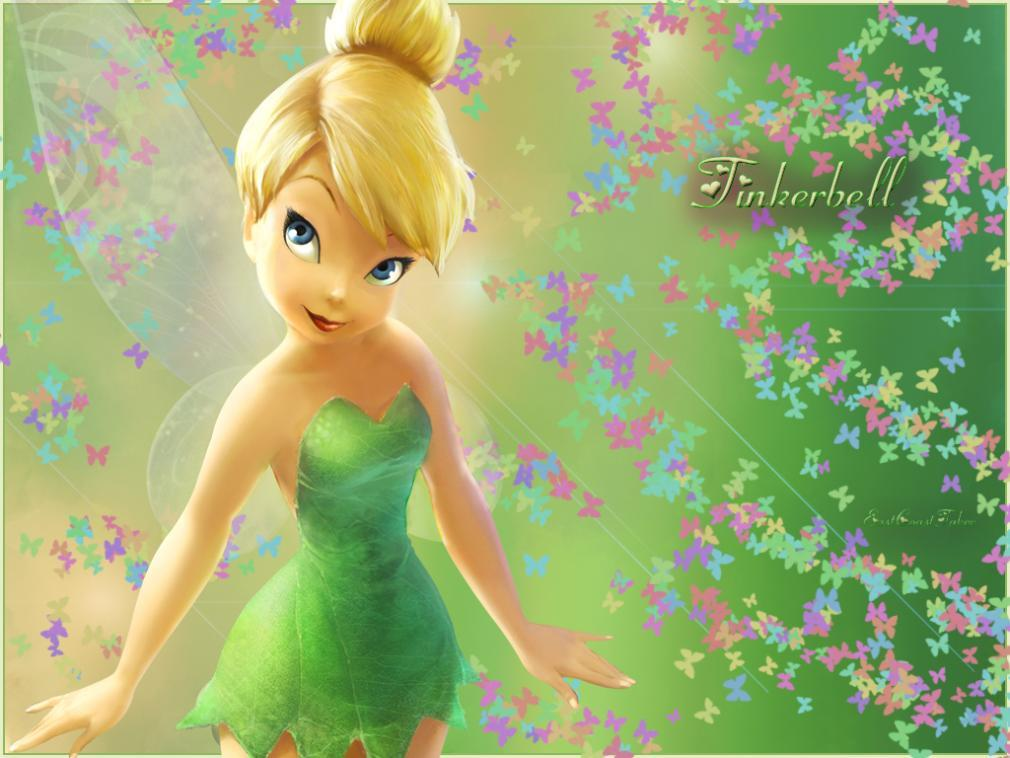 tinker bell and fairy - photo #22