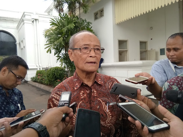 Buya Syafii: Isu Perppu Ormas Digoreng untuk Pemilu 2019
