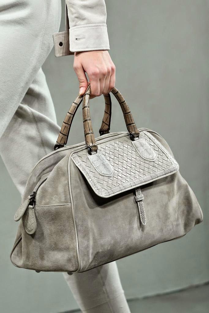#MFW: Bottega Veneta Spring/Summer 15 Bags Report