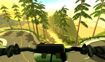 download Downhill Bike Simulator MTB 3D apk