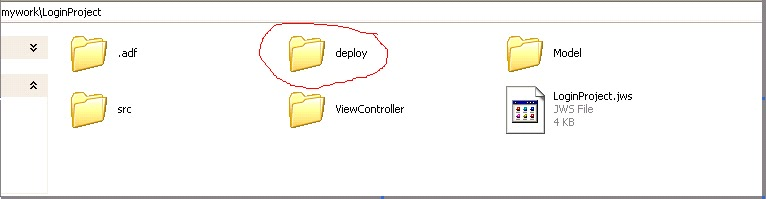 Tips & Tricks on Oracle Technology: Steps to deploy ADF 11g