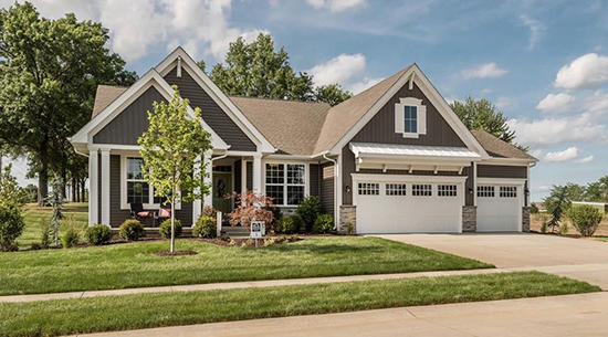 Buying a Newly Completed Home
