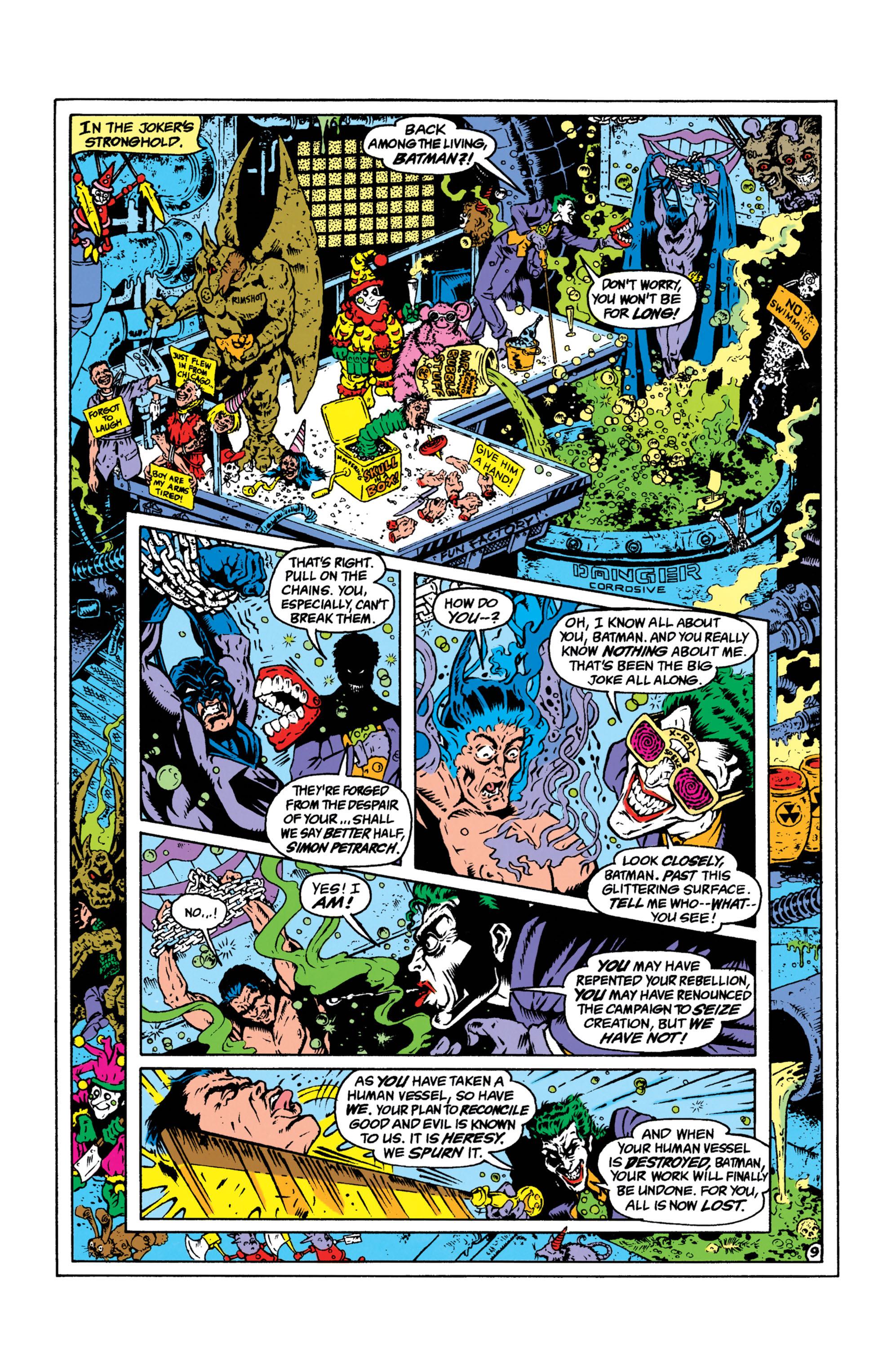 Detective Comics (1937) 623 Page 9