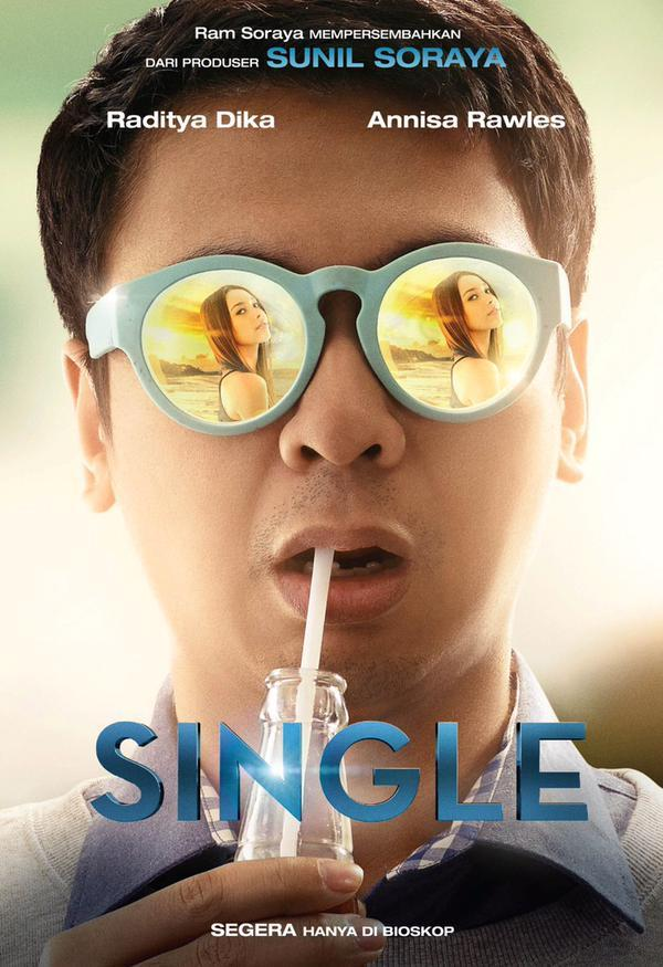 download film single raditya dika