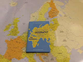 pic of book on top of EU map
