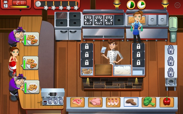 Cooking Dash 2016 Tips and Tricks