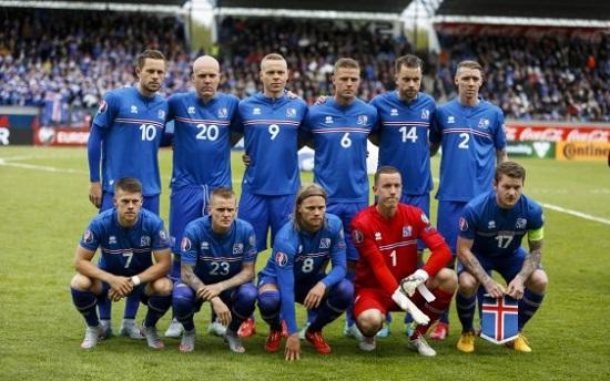 Iceland nhỏ mà có võ