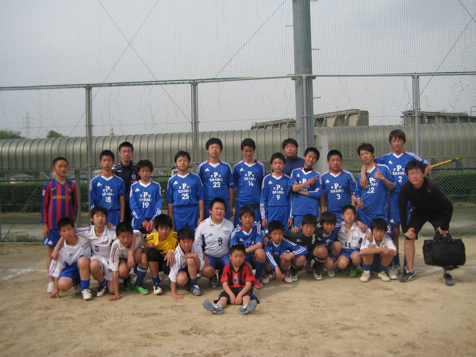 permanent link  投稿者 岡山朝鮮初中級学校サッカー部 時刻:  岡山朝鮮初中級学
