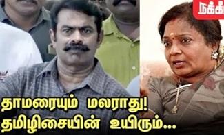 Seeman speech | Tamilisai | Karunas | H.Raja