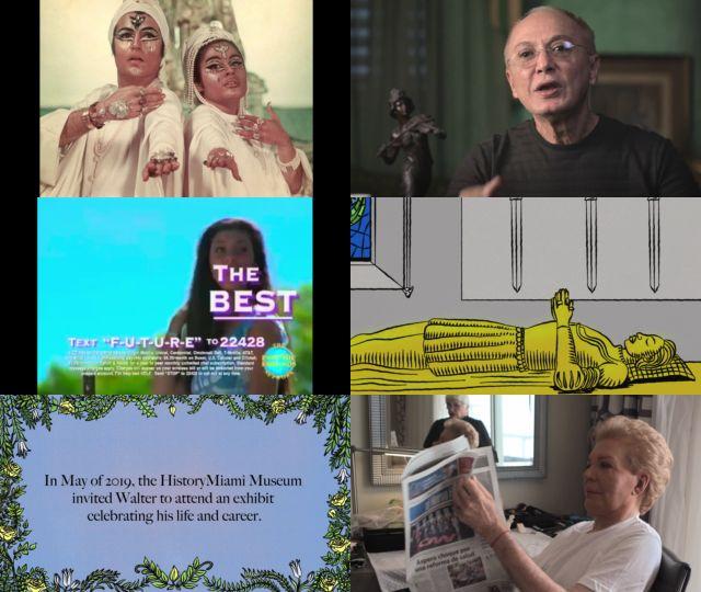 Mucho mucho amor: La leyenda de Walter Mercado (2020) HD 1080p Latino Dual