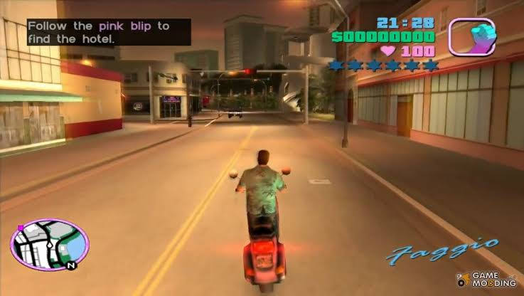 gta vice city android game full (apk+sd) download free