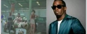 """Stop mediocrity – Nigerians stuns, as Diddy reacts to Falz's Naija version of """"This Is America"""""""