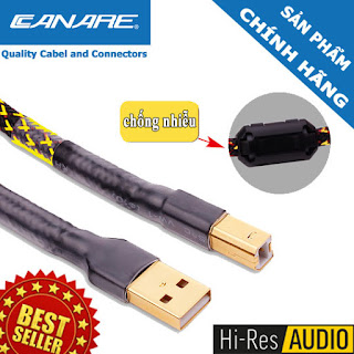 dây usb audio canade
